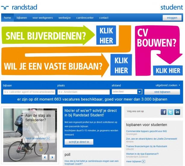 Randstadstudent.nl